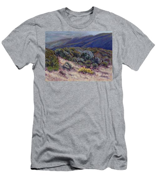Camino Cielo View Men's T-Shirt (Athletic Fit)