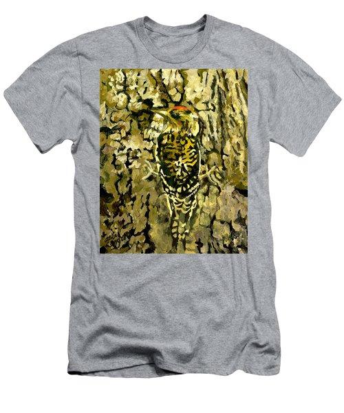 Camouflage Men's T-Shirt (Slim Fit)