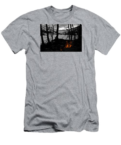 Campfire Men's T-Shirt (Athletic Fit)