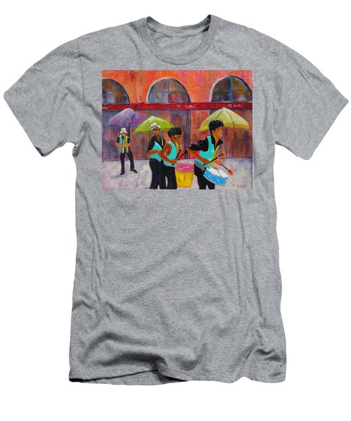 Can You Hear The Music? Men's T-Shirt (Athletic Fit)