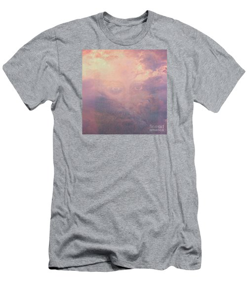 Can You See Him? Men's T-Shirt (Slim Fit)