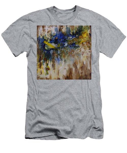 Canadian Shoreline Men's T-Shirt (Athletic Fit)