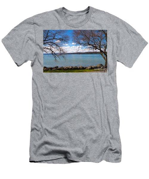 Canandaigua Men's T-Shirt (Athletic Fit)