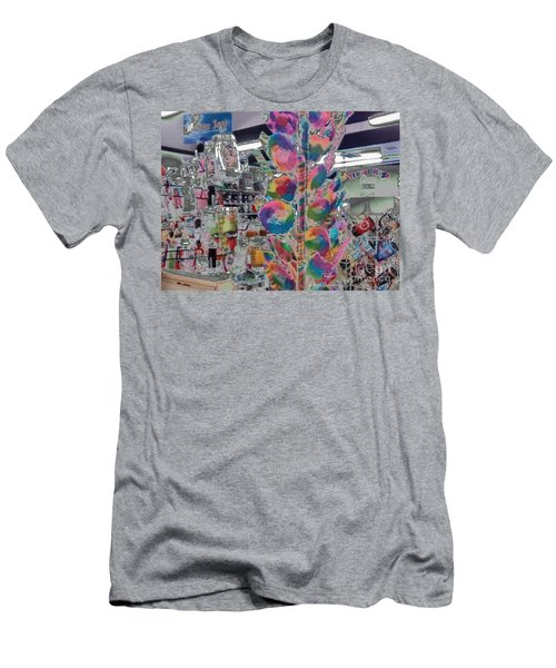 Candy Store Men's T-Shirt (Athletic Fit)