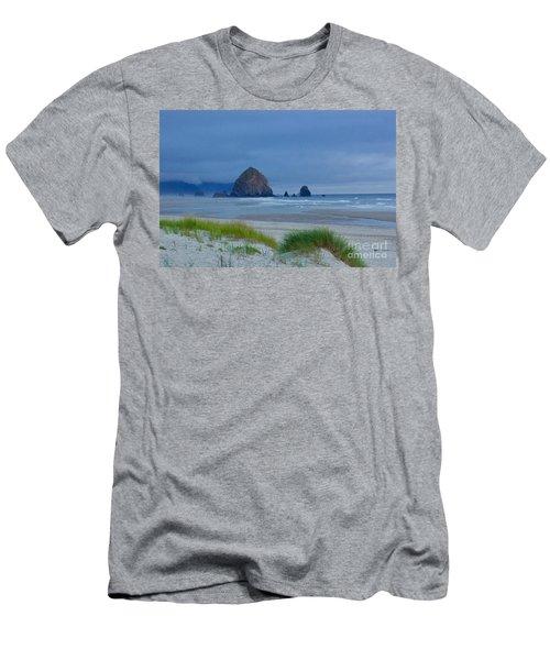 Cannon Beach Men's T-Shirt (Athletic Fit)