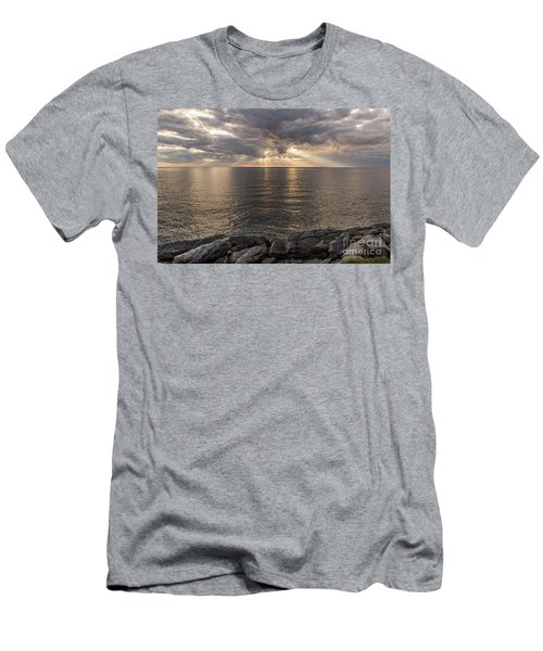 Cape Breton Island Men's T-Shirt (Athletic Fit)