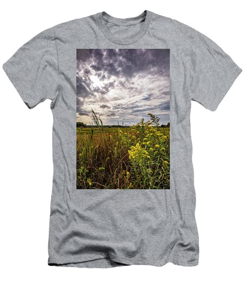 Cape Cod Marsh 4 Men's T-Shirt (Athletic Fit)