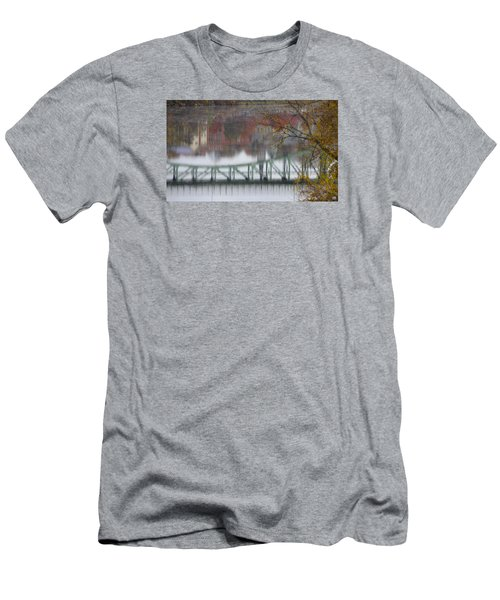 Capital Reflection Men's T-Shirt (Athletic Fit)