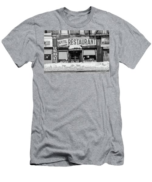Capitol Restaurant Men's T-Shirt (Athletic Fit)