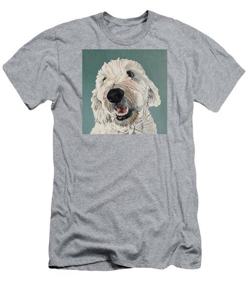 Captain Men's T-Shirt (Slim Fit) by Nathan Rhoads