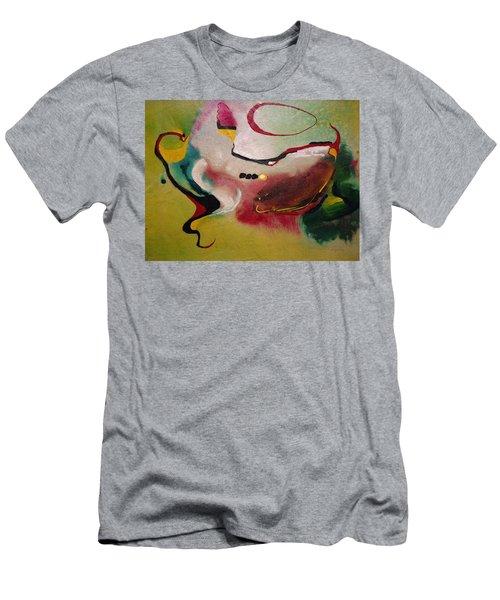 Cardinals Nest Men's T-Shirt (Athletic Fit)