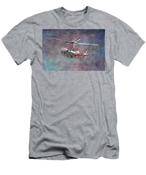 Care Flight Men's T-Shirt (Athletic Fit)