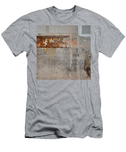 Carlton 16 Concrete Mortar And Rust Men's T-Shirt (Athletic Fit)