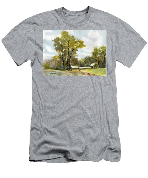 Carolina Farm Field Men's T-Shirt (Athletic Fit)