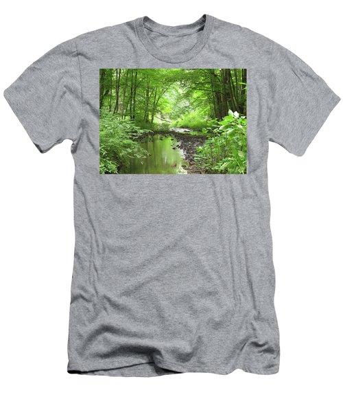 Carver Creek Men's T-Shirt (Athletic Fit)