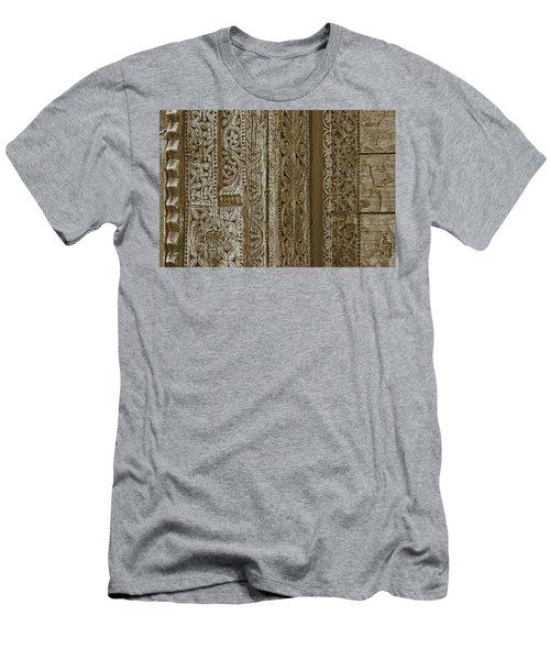 Carving - 1 Men's T-Shirt (Athletic Fit)