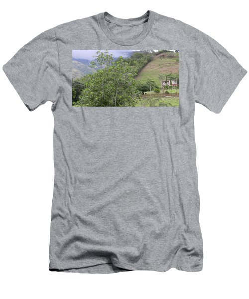Casa Campo Adjuntas Men's T-Shirt (Athletic Fit)