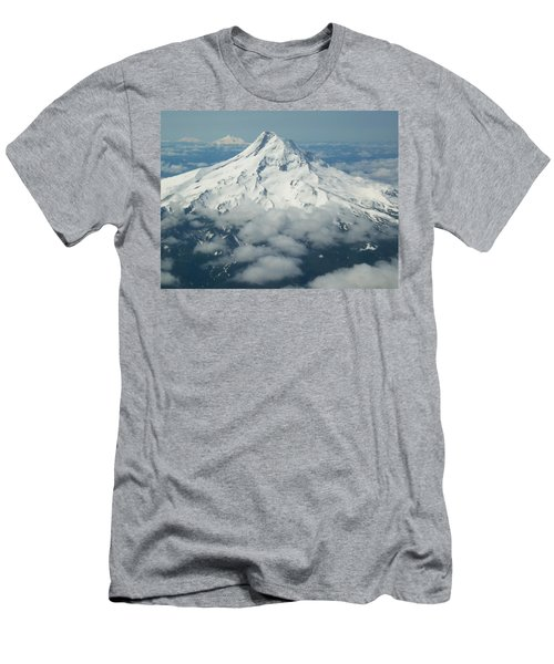 Cascadia Men's T-Shirt (Athletic Fit)