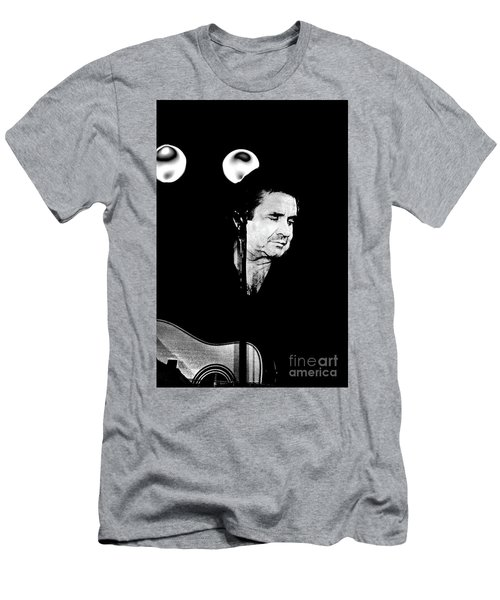 Men's T-Shirt (Slim Fit) featuring the photograph Cash by Paul W Faust - Impressions of Light