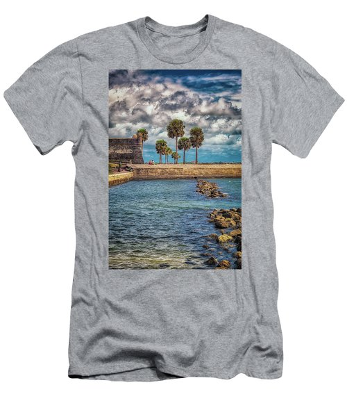 Castillo De La Paz Men's T-Shirt (Athletic Fit)