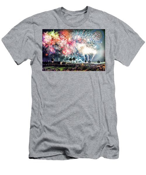 4th Finale Men's T-Shirt (Athletic Fit)