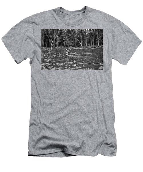 Casting Men's T-Shirt (Athletic Fit)