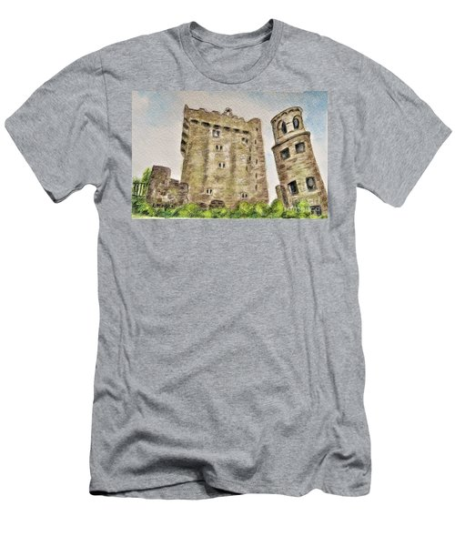 Castle Blarney Men's T-Shirt (Athletic Fit)