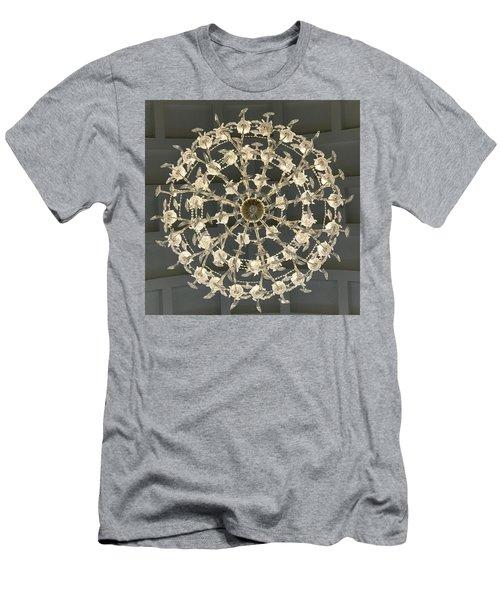 Castle Front Hall 02 Men's T-Shirt (Athletic Fit)