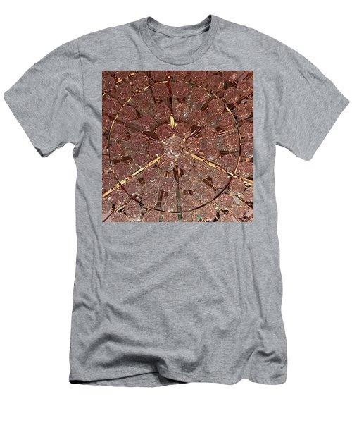 Castle Rose 03 Men's T-Shirt (Athletic Fit)