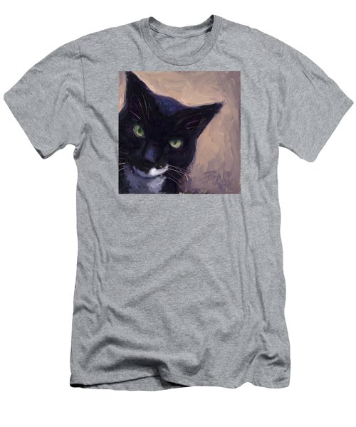 Cat A Tude Men's T-Shirt (Athletic Fit)