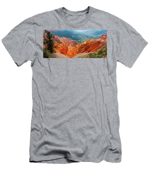 Cedar Breaks Amphitheater Men's T-Shirt (Athletic Fit)