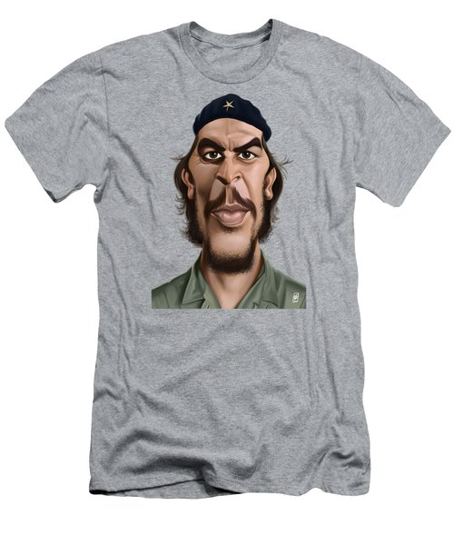 Celebrity Sunday - Che Guevara Men's T-Shirt (Athletic Fit)