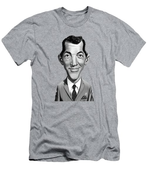 Celebrity Sunday - Dean Martin Men's T-Shirt (Athletic Fit)