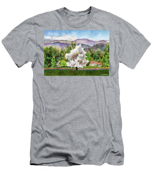 Celeste's Farm Men's T-Shirt (Athletic Fit)