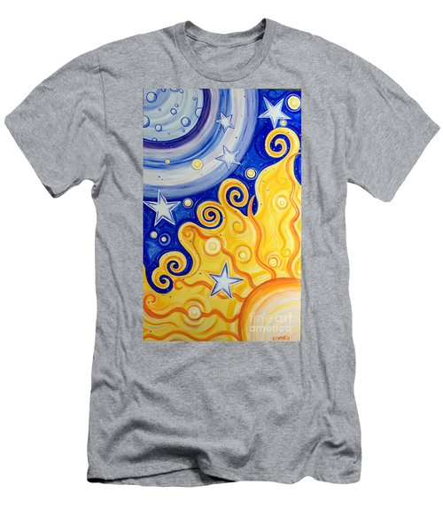 Celestial  Men's T-Shirt (Athletic Fit)