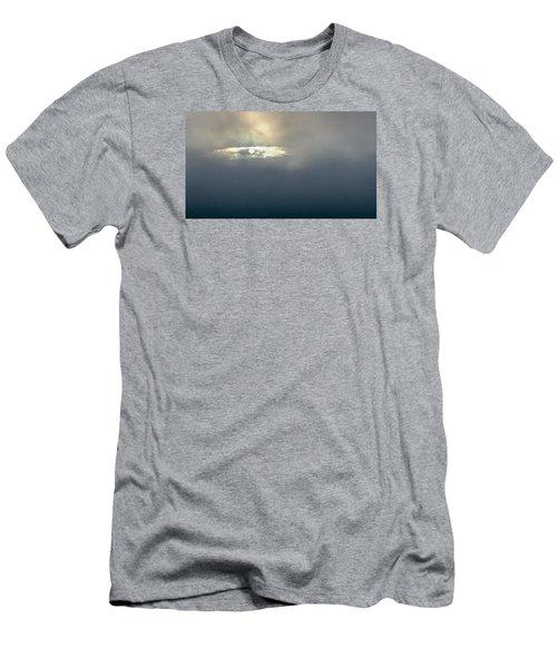 Celestial Eye Men's T-Shirt (Slim Fit) by Carlee Ojeda