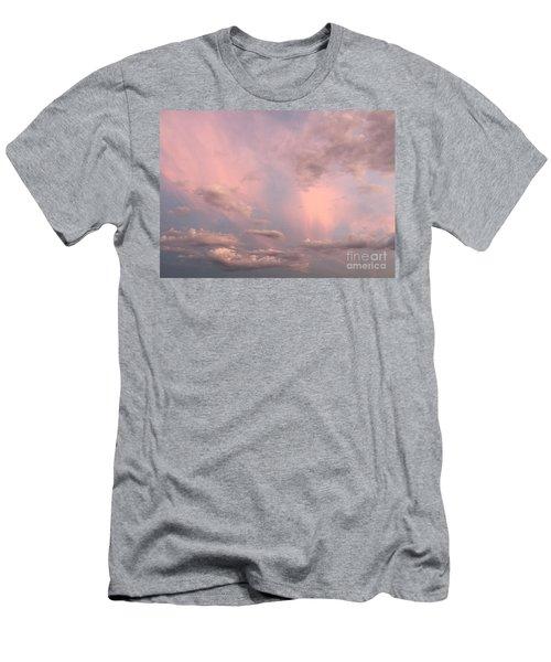 Men's T-Shirt (Slim Fit) featuring the photograph Celestial Sky by Paula Guttilla