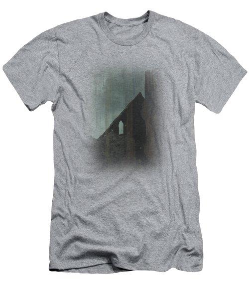 Celtic Ruins Men's T-Shirt (Athletic Fit)