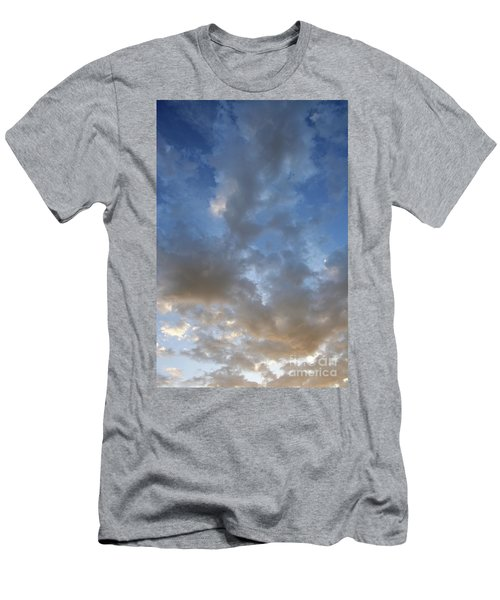 Men's T-Shirt (Slim Fit) featuring the photograph Central Coast Clouds 1 by Michael Rock