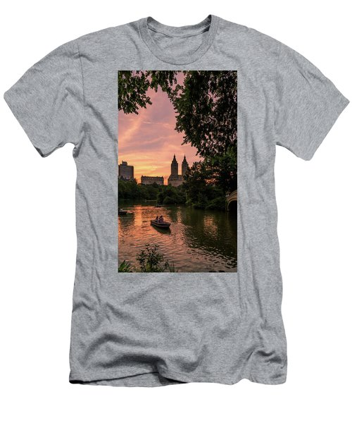Central Life  Men's T-Shirt (Athletic Fit)