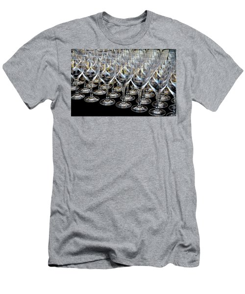 Champagne Army Men's T-Shirt (Athletic Fit)