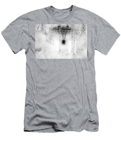 Chandelier Men's T-Shirt (Athletic Fit)