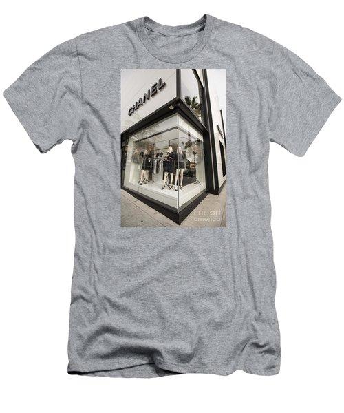 Chanel Men's T-Shirt (Athletic Fit)