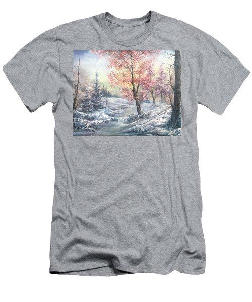 Change Of Seasons  Men's T-Shirt (Athletic Fit)