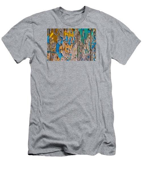 Changes Men's T-Shirt (Slim Fit) by Tgchan