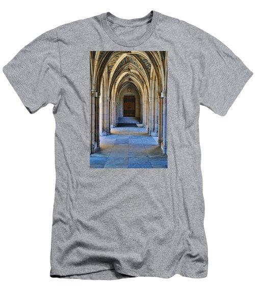 Chapel Arches Men's T-Shirt (Athletic Fit)