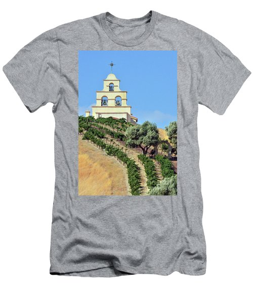 Chapel On The Hill Men's T-Shirt (Athletic Fit)