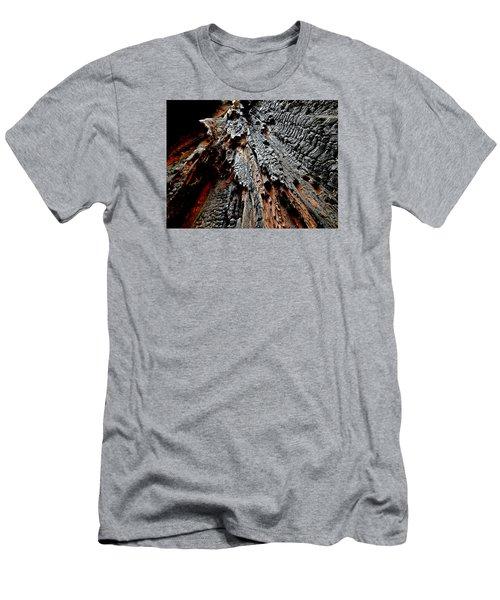 Charred Cedar Men's T-Shirt (Slim Fit)