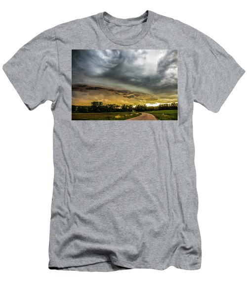 Chasing Nebraska Stormscapes 074 Men's T-Shirt (Athletic Fit)
