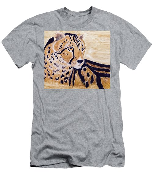 Cheeta Men's T-Shirt (Athletic Fit)